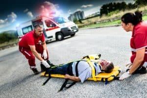 רענון עזרה ראשונה לנהג אמבולנס