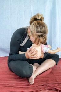 החייאת תינוקות קורס עזרה ראשונה